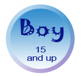 Boy 15 and Older