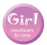 Girl Newborn to One