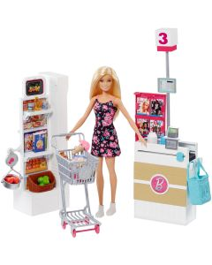 Deluxe Barbie Doll
