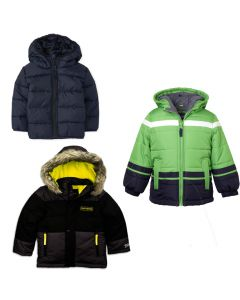 Boys Coat 12mo to 5t