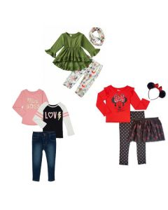 Girls Clothing Outfit 12mo to 5t