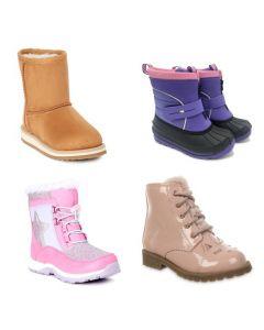Girls Boots 7.5 Child to 13.5 Child