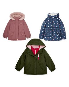 Girls Coat 12mo to 5t