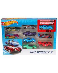 Deluxe Hot Wheels