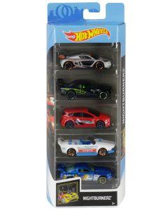 Hot Wheel and Matchbox Cars
